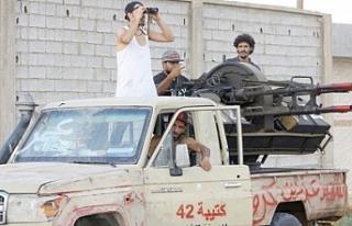 Libya'da ateşkese rağmen çatışmalar sürüyor