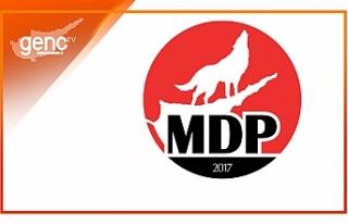 MDP'den bayram mesajı