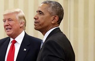 Obama, Trump'ı isim vermeden eleştirdi: Nefreti...
