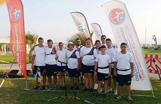 Okçular Antalya'ya kampta hazırlanıyor