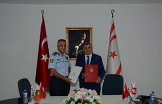 """PGM ile UFÜ arasında """"Eğitim İş Birliği Antlaşması""""..."""