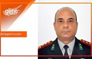 Piyade Albay İbrahim Dağman'ın tuğgeneralliğe...