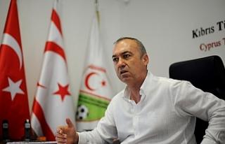 Sertoğlu, Başbakan Tatar ile görüşecek