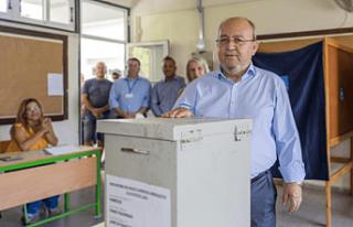 """Sözde """"Maraş Belediye Başkanı"""" seçildi"""