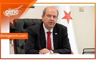 """Tatar: """"Kıbrıs Türk halkının beklentilerine..."""