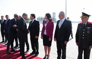 Tatar ve Özersay Ankara'ya hareket etti