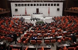 TBMM'den FETÖ elebaşı Gülen'in iadesi...