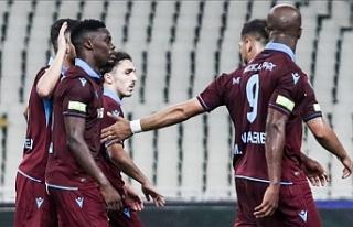 Trabzonspor geriden gelerek farklı kazandı