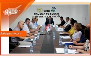 Türk Sen'in Asgari Ücret itirazına red