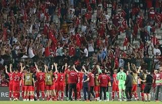 Türkiye A Milli Futbol Takımı'nın aday kadrosu...