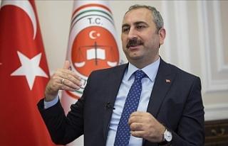 Türkiye Adalet Bakanı, KKTC'ye geliyor