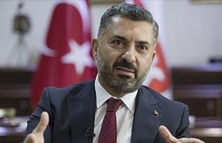 Türkiye'de RTÜK yapımcılarla 'şiddet...
