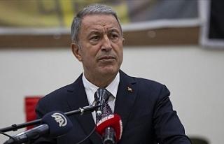 """""""Türkiye'nin garantörlüğünü hafifletmeye..."""