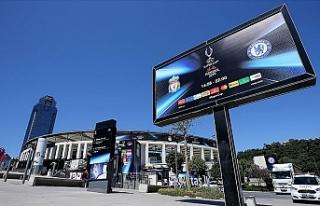 UEFA Süper Kupa İstanbul'da sahibini buluyor
