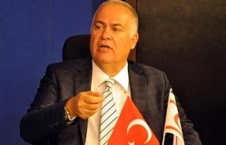 Ulusal Türk Kuruluşları Dünya Konseyi Başkanı...