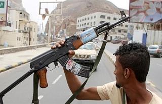 Yemen'deki Güney Geçiş Konseyi İçişleri...