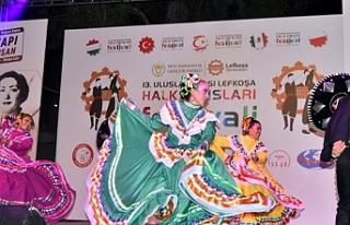 13. Uluslararası Lefkoşa Halk Dansları Festivali,...