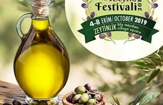 18. Zeytin Festivali 4 Ekim'de