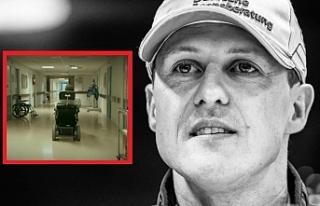 6 yıldır yoğun bakımda olan Schumacher'in,...