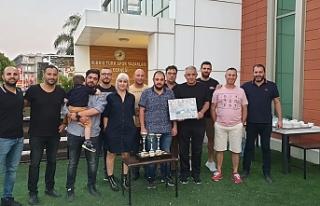 Ali Aytaç geleneksel turnuva ile anıldı