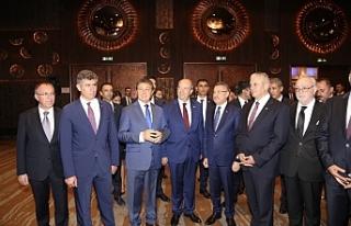 """Ankara'da """"Kuzey Kıbrıs Turizm İşbirliği""""..."""