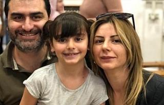 Babasının Ankara'dan kaçırdığı Ada, Kıbrıs'ta...