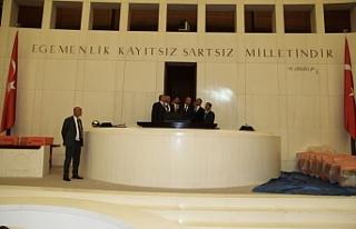 Başbakan Tatar TBMM'deydi