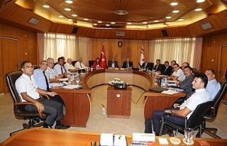 Başbakanlıkta enerji ihtiyacına yönelik toplantı