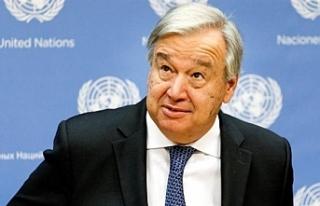 """BM Genel Sekreteri: """"Referans kavramları üzerinde..."""