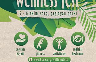 Çağlayan Park'ında Wellness Fest düzenlenecek