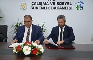 Çalışma Bakanlığı ile GİGEM arasında protokol
