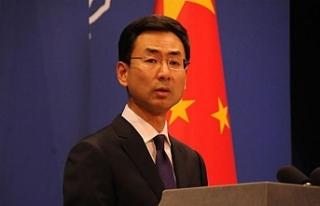 Çin Dışişleri Bakanlığı'ndan Kıbrıs...
