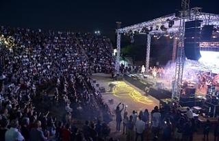 DAÜ 40. Yıl Senfonik Konseri, Salamis Antik Tiyatro'da...