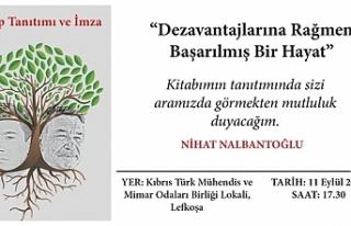 """""""Dezavantajlarına Rağmen Başarılmış Bir Hayat""""..."""