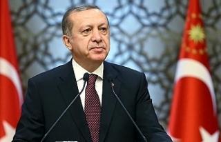 """Erdoğan'dan """"AB ile vize serbestisi diyaloğu..."""