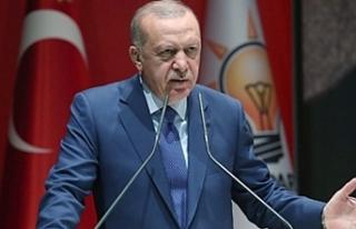 """Erdoğan: """"KKTC haklarını alacak"""""""