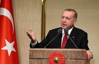 """Erdoğan: """"Yeni göç dalgasını kaldırmamız..."""