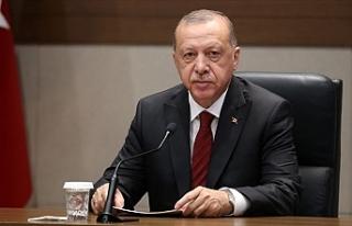 """Erdoğan: """"Yüreğimizi yakacak bir haber şu..."""