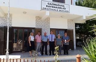 Gönendere'de ağıllar köy dışına çıkarılıyor