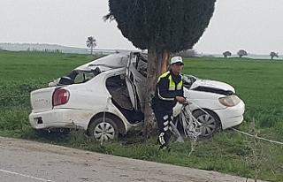 Haftalık trafik raporu: 56 kaza, 20 yaralı