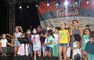 Haspolat Kültür-Sanat Festivali tamamlandı