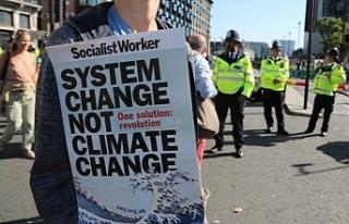 İngiltere ve İsveç'te iklim değişikliği...