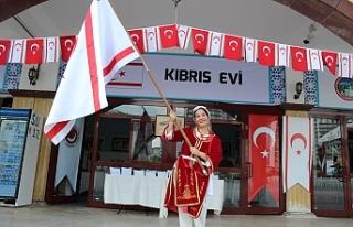 Kıbrıs Türk kültürü Ankara'da tanıtıldı