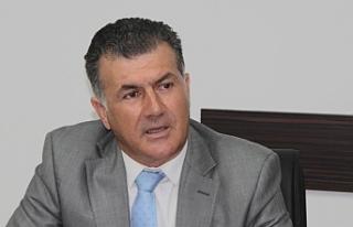 """""""Kıbrıs Vakıflar İdaresi'ne toplumun her..."""