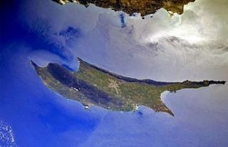 Kıbrıs'ın havadan fotoğraflanması konusunda...