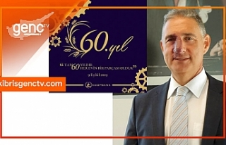 Koopbank, 60. kuruluş yıl dönümünü kutluyor
