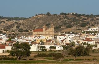 Koruçam köyüne 10 aile yerleşti
