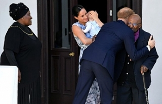 Kraliyet bebeği Archie, Nobel ödüllü başpsikopos...