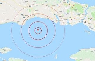 'Marmara Denizi'ndeki deprem öncü mü...