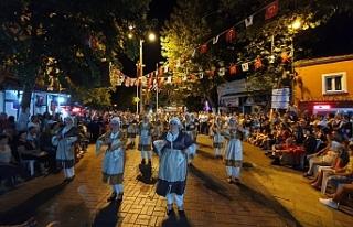 Mehmetçik ekibinden Kuşadası'nda temsil